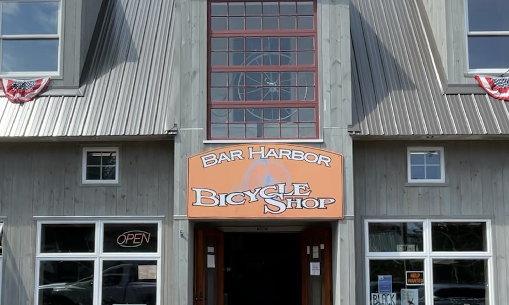 Bar Harbor Bicycle Shop
